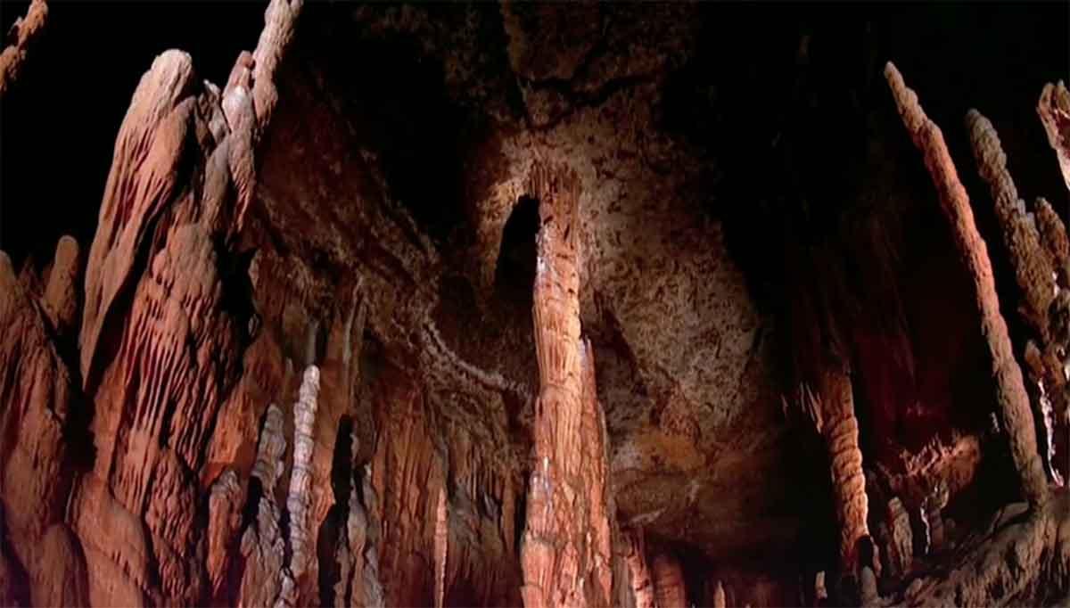 «A la cova», de Panait Cerna