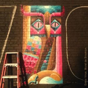 Mural de mussol