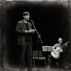 Josep Porcar recita