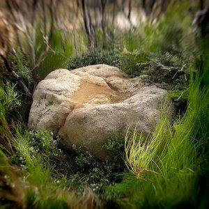Pedra, roca, ara, altar