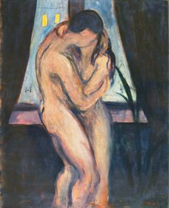 munch-kiss
