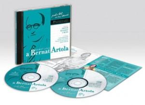 Doble CD homenatge Bernat Artola