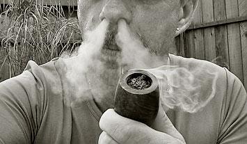 Fumant la pipa