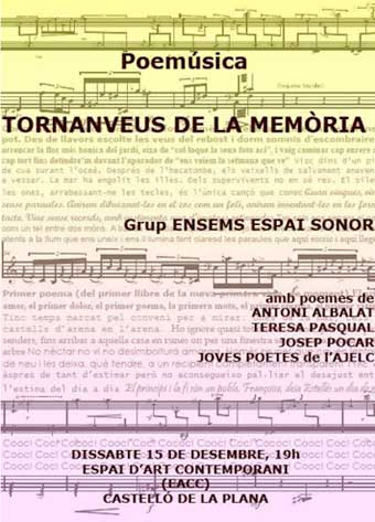 Poemúsica - Tornaveus de la memòria