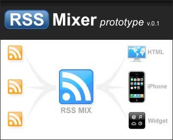 RSS Mixer - Mescla de Sindicacions